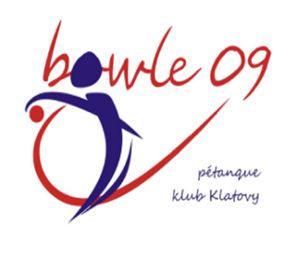 Logo Pétanque klub Klatovy BOWLE 09